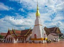 Пагода (Phra тот приятель Choeng) 3 Стоковая Фотография RF