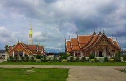 Пагода (Phra тот приятель Choeng) 6 Стоковое Изображение