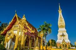 Пагода Prathatphanom Стоковое Изображение