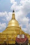Пагода Shwemawdaw в Янгоне, Мьянме стоковое изображение