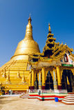 Пагода Shwemawdaw. Bago. Мьянма. Стоковые Фото