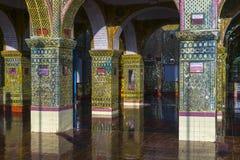 Пагода Su Taung Pyi Стоковые Изображения RF
