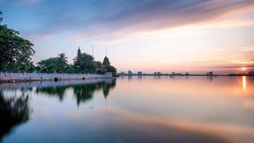 Пагода Tran Quoc Стоковое Изображение RF