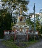 Пагода Yuksum Стоковые Изображения RF