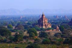 Пагоды Bagan Стоковые Изображения