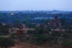 Пагоды Bagan Стоковое Изображение
