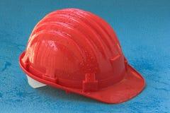 падает безопасность шлема Стоковое фото RF