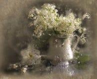 падает долина лилий Стоковые Фотографии RF