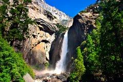 падает национальный парк yosemite Стоковые Фотографии RF