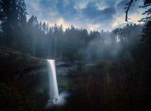 падает Орегон на юг Стоковые Изображения