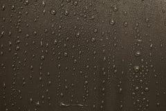 падает поверхностная вода Стоковые Фотографии RF
