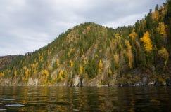 падает река отражения Стоковая Фотография RF