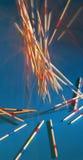 падая ручки mikado Стоковое фото RF