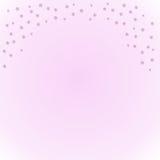 падая снежок Стоковое Изображение RF