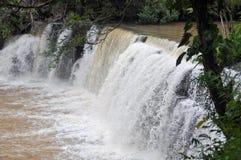 Падение воды Стоковые Фотографии RF