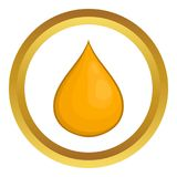 Падение значка меда бесплатная иллюстрация