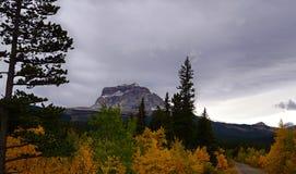 Падение на главную гору, Northside Стоковая Фотография RF