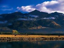 падение Тибет Стоковое Изображение