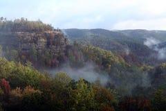 падение цветов облаков Стоковая Фотография RF