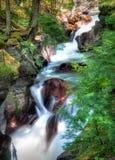 падения заводи лавины Стоковое фото RF