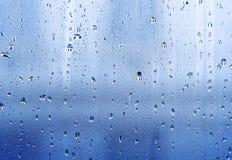 Падения на специализированной части окна Стоковая Фотография RF