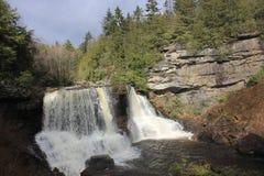 Падения парк штата Blackwater, Западная Вирджиния стоковая фотография rf