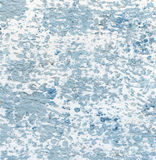 падения потеков красят splats Стоковая Фотография RF