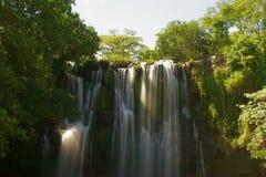 Падения Catarata, Guanacaste, Bagaces, Коста-Рика Стоковые Фото