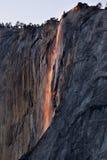 Падения Horsetail стоковые изображения rf
