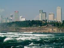 падения niagara Канады дел Стоковая Фотография RF