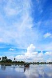 пади поля Стоковая Фотография RF
