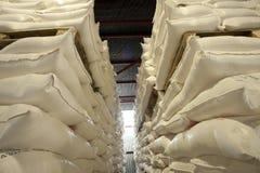 пакгауз мешков Стоковая Фотография