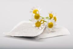 Пакетики чая стоцвета Стоковые Изображения RF