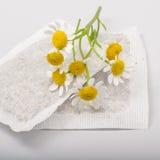 Пакетики чая стоцвета Стоковое Изображение RF