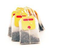 пакетики чая Стоковые Фото