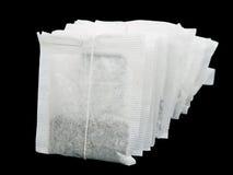 Пакетики чая стоковое изображение rf