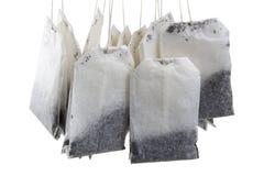 Пакетики чая Стоковая Фотография RF