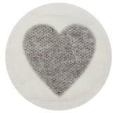 Пакетик чая влюбленности стоковое фото