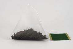 Пакетик чая для заваривать стоковое изображение rf