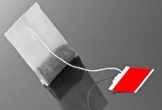 пакетик чая стоковое изображение