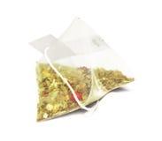 Пакетик чая Pyramide стоковые фото