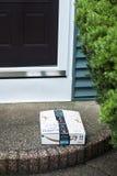 Пакет выведенный на передний поклон стоковая фотография rf