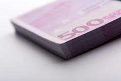 Пакет евро Стоковые Изображения RF