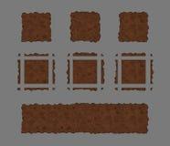 Пакет игры плиток Стоковое Фото