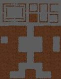 Пакет игры плиток Стоковое Изображение