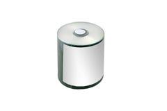 пакет компактного диска стоковые изображения rf
