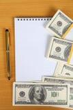 Пакет кредиток стоковая фотография