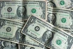 Кредитки доллара Стоковое Изображение RF
