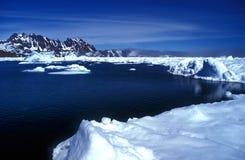 пакет льда ammassalik Стоковые Изображения RF