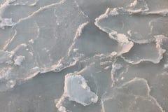 пакет льда floe предпосылки Стоковое Фото